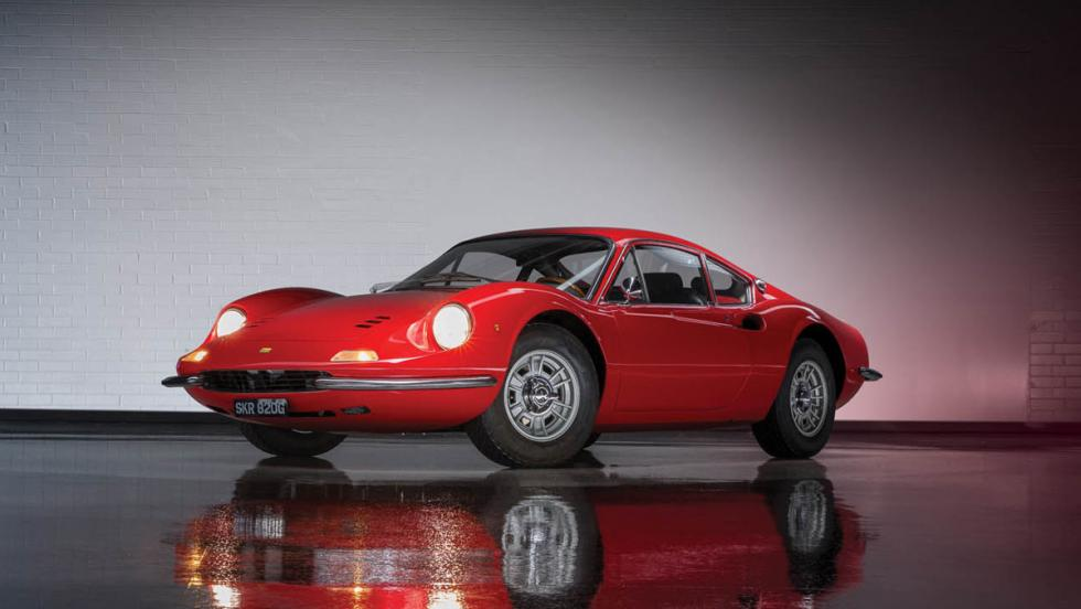 Lote de Ferrari a subasta (VI)