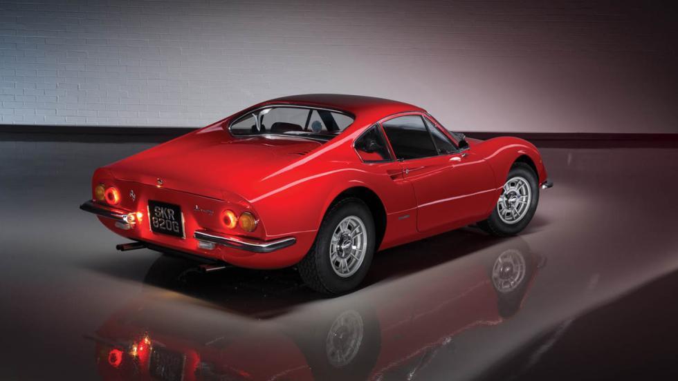 Lote de Ferrari a subasta (VII)
