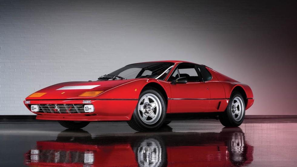 Lote de Ferrari a subasta (XII)