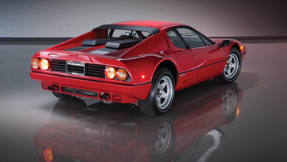 Lote de Ferrari a subasta (XVI)