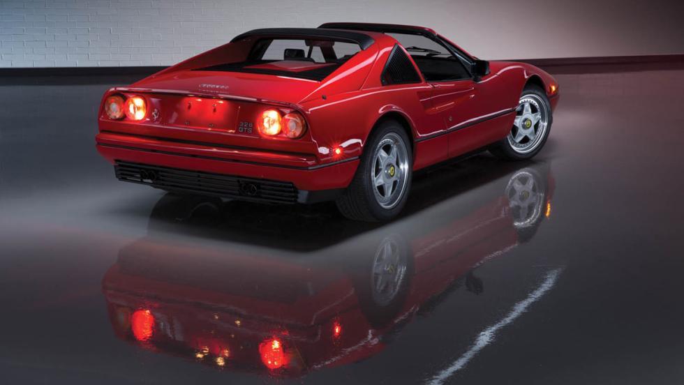 Lote de Ferrari a subasta (XVIII)