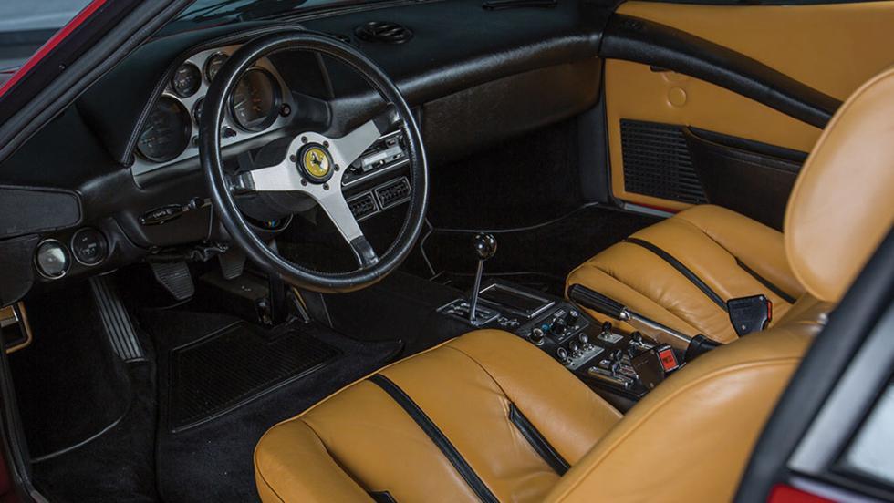 Lote de Ferrari a subasta (XXII)