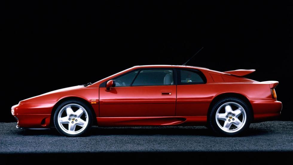 Lotus Esprit deportivo lujo 1992