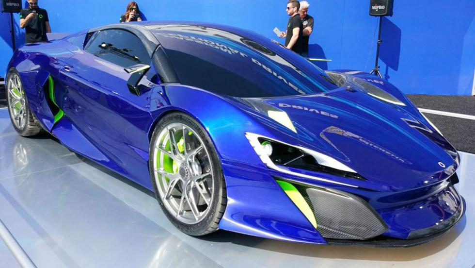 Marcas de coches desconocidas... muy españolas - DSD Design & Motorsport