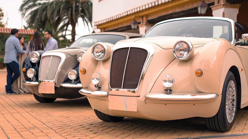 Marcas de coches desconocidas... muy españolas - Hurtan