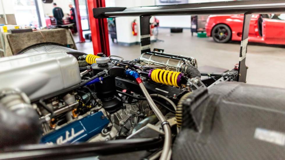 Maserati MC12 Corsa Edo Competition deportivo homologado