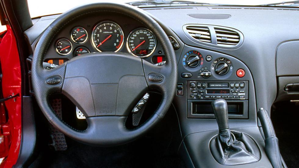 Mazda RX-7 deportivo japonés España