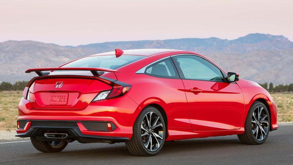 Los mejores coupés en relación calidad-precio - Honda Civic Si