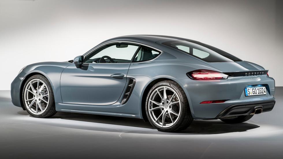 Los mejores coupés en relación calidad-precio - Porsche 718 Cayman