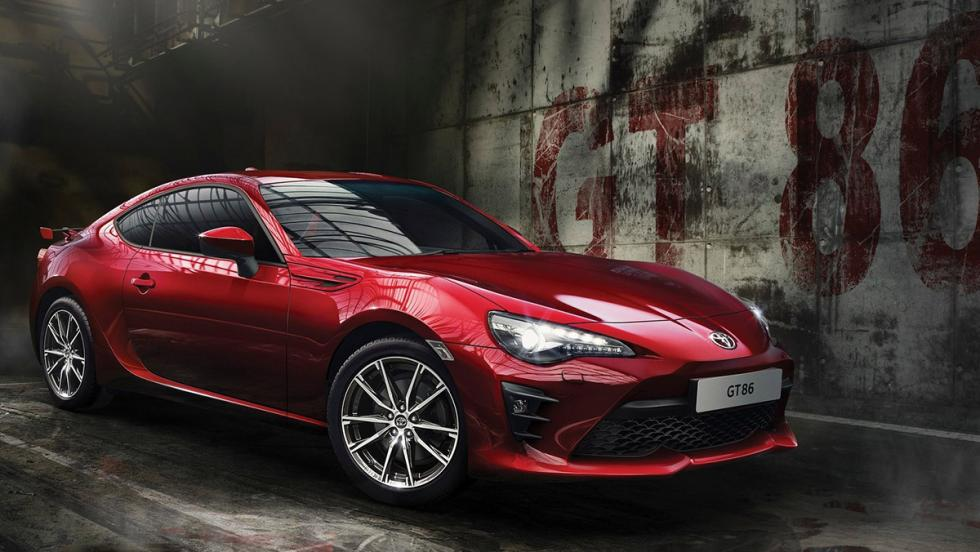 Los mejores coupés en relación calidad-precio - Toyota GT86