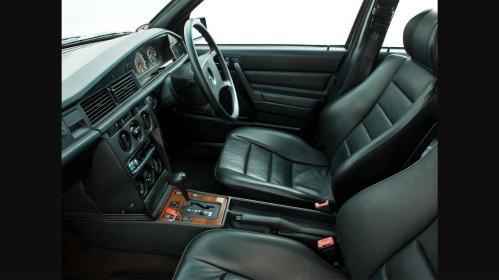 Mercedes 190E 2.5 16v sedan deportivo potente