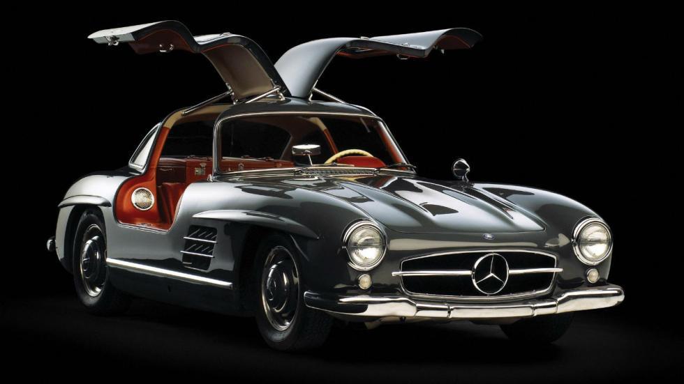 Mercedes 300 SL Alas de gaviota