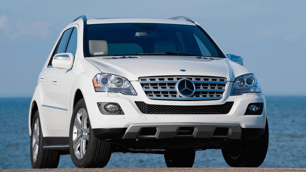 Mercedes Clase M segunda mano SUV lujo