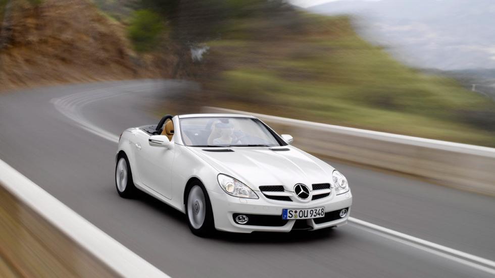 Mercedes SLK de segunda mano deportivo