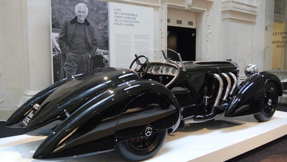 """Mercedes SSK """"Count Trossi"""" del ´39 del amigo Ralph"""