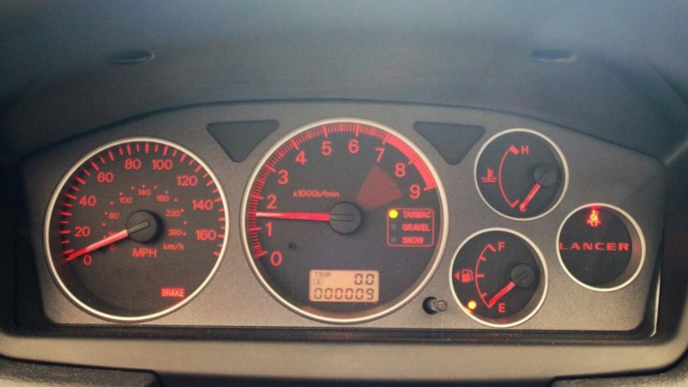 Mitsubishi Lancer Evo IX venta V
