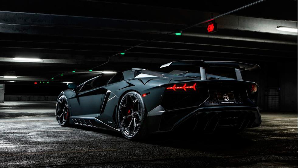 Novitec Torado Lamborghini Aventador SV (II)