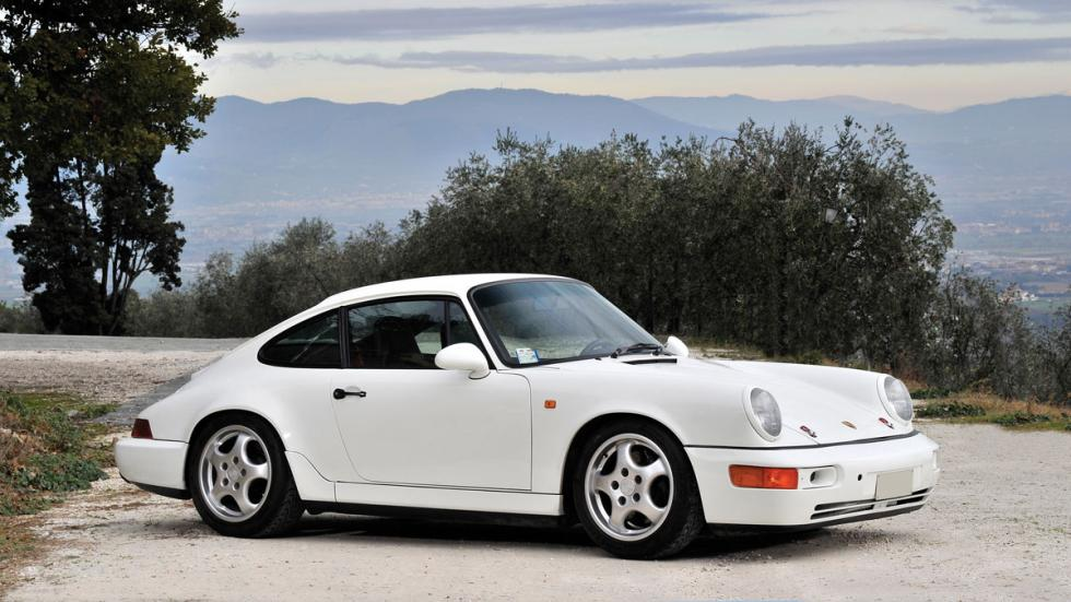 Porsche 911 Carrera RS 1992 964 deportivo