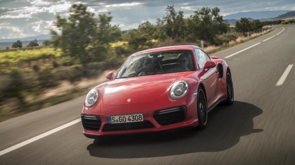 El Porsche 911 Turbo S, sin duda, mi Porsche favorito