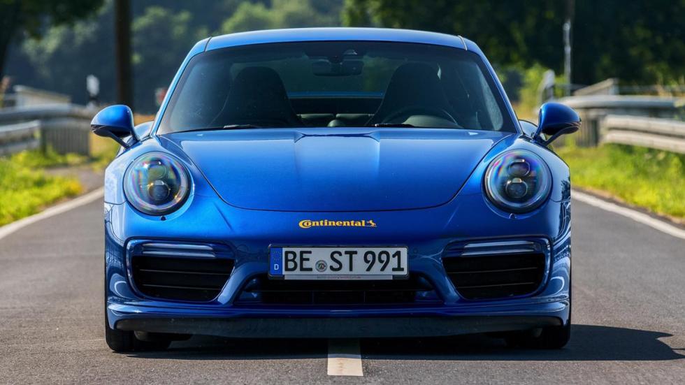 Porsche 911 Turbo S Edo Competition preparaciones brutal rápido superdeportivo