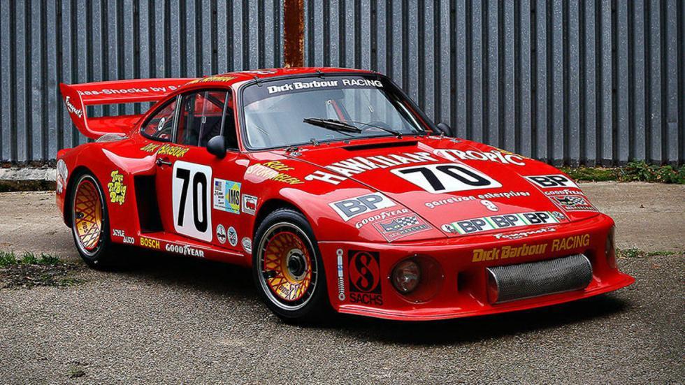 El Porsche 935 de Newman