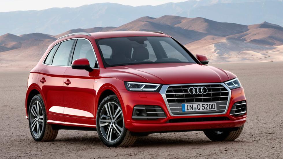 Precios Audi Q5 2017 (I)