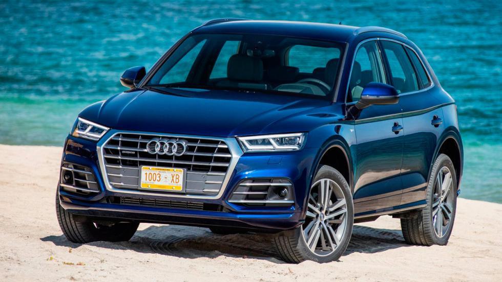 Precios Audi Q5 2017 (IV)