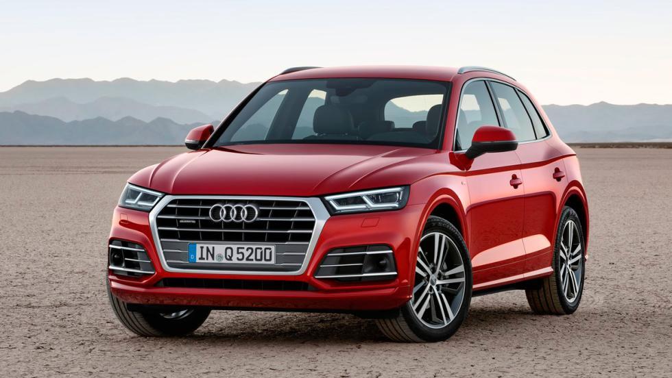 Precios Audi Q5 2017 (V)