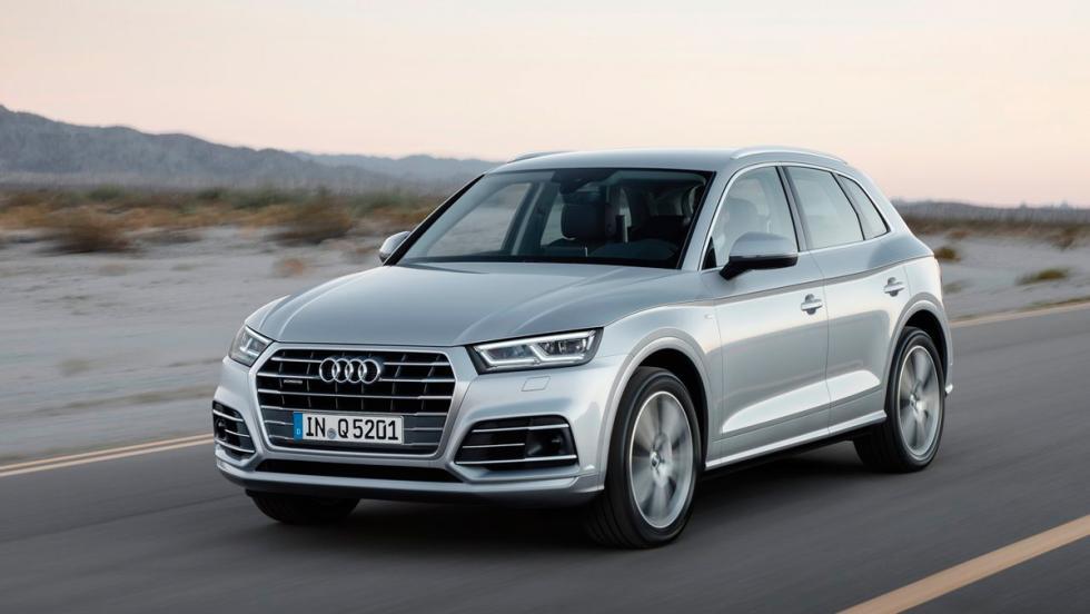 Precios Audi Q5 2017 (VII)
