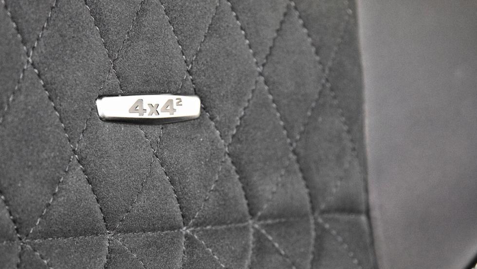 Prueba Brabus G500 4x4² (asientos)