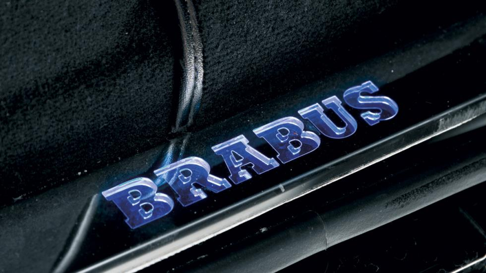 Prueba Brabus G500 4x4² (logo)