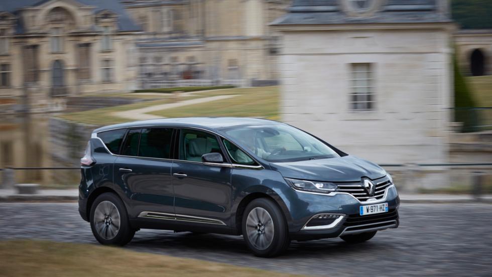 Prueba Renault Espace 2017 (I)