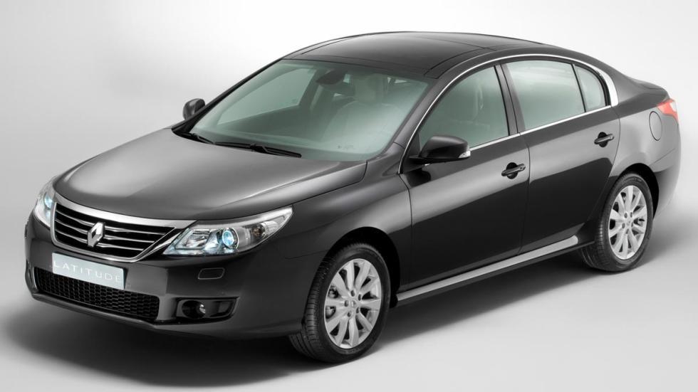 Renault Latitude berlina lujo desconocido