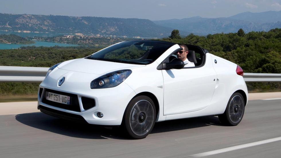 Renault Wind descapotable compacto desconocido