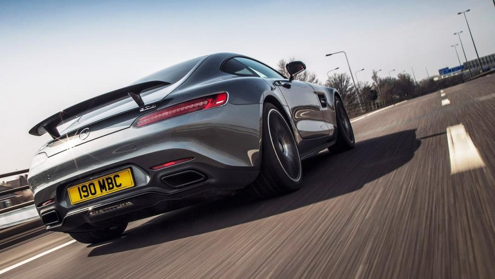 Los rivales del Mercedes-AMG GT - GT S