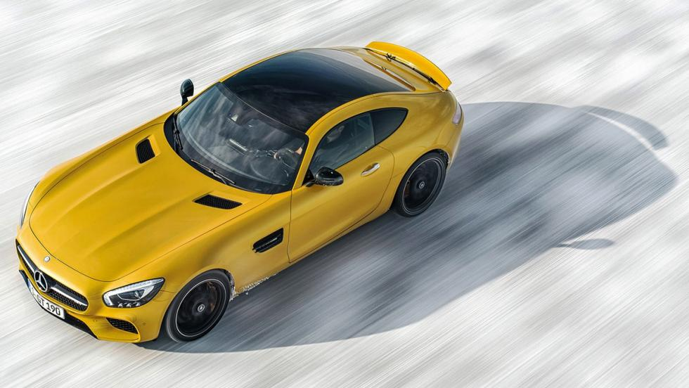 Los rivales del Mercedes-AMG GT