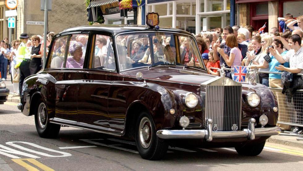 Rolls Royce Phantom 2018 (II)
