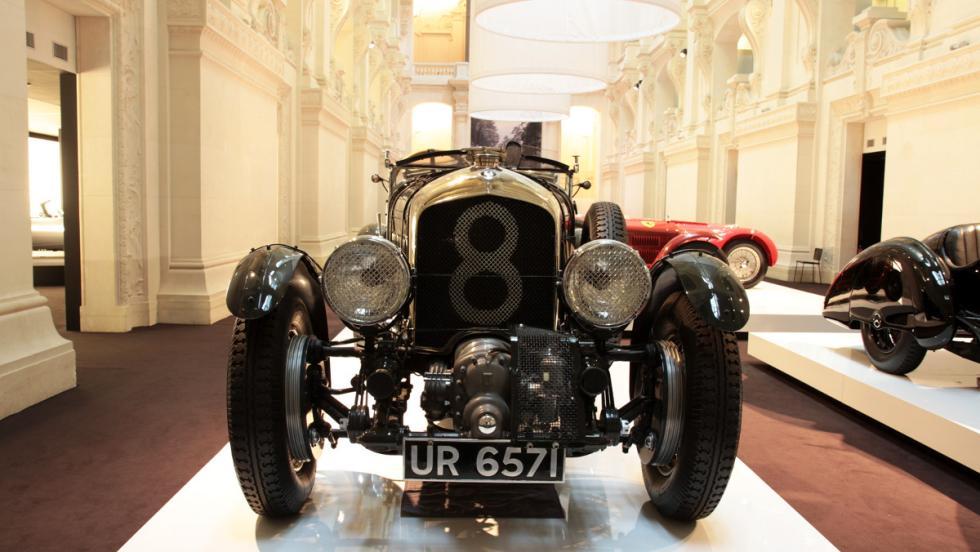 ¿Sabes qué Bentley es este?