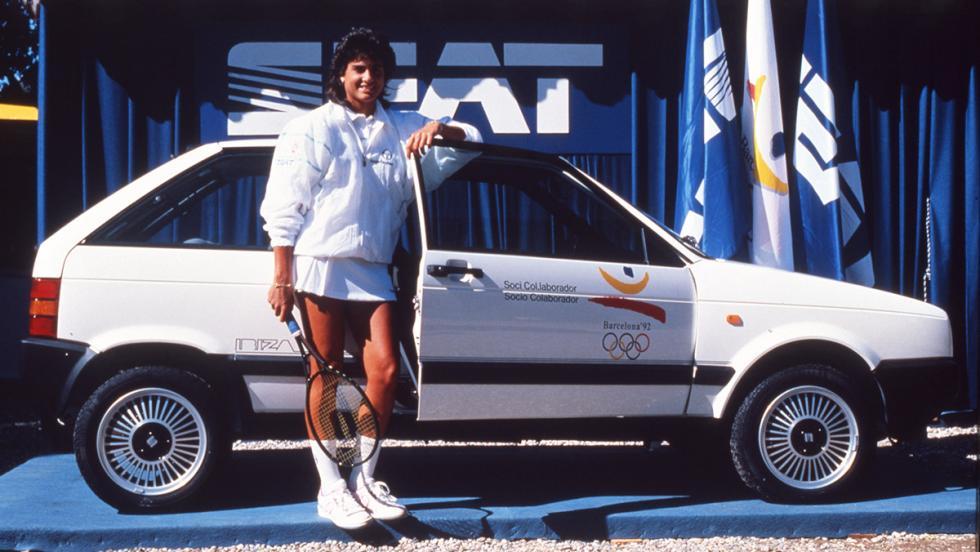 Seat Ibiza Olímpico
