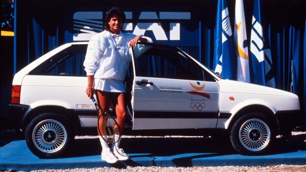 Seat en las Olimpiadas de Barcelona 92 (III)