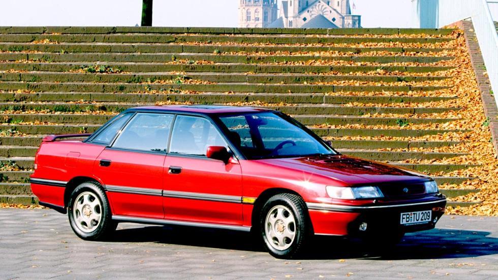 Subaru Legacy 2.0 Turbo