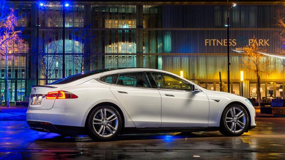Tesla Model S sedán eléctrico