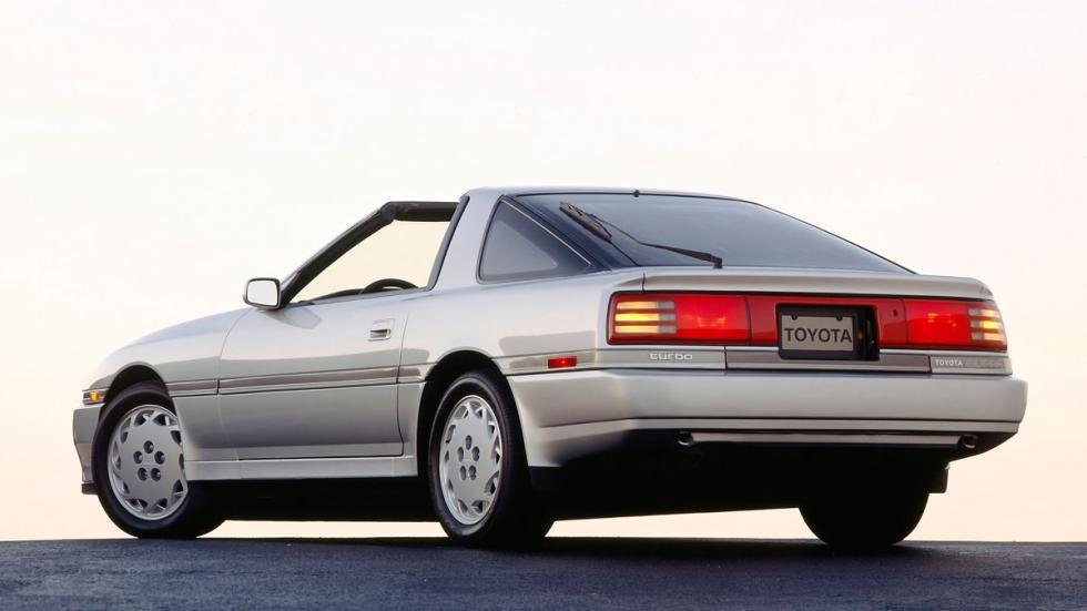 Toyota Supra 1992 España