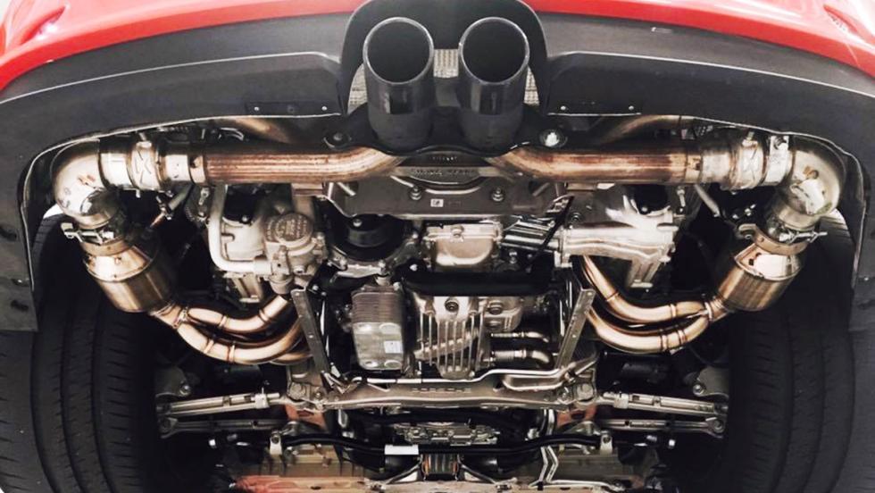 El único 911 GT3 RS del mundo con caja manual