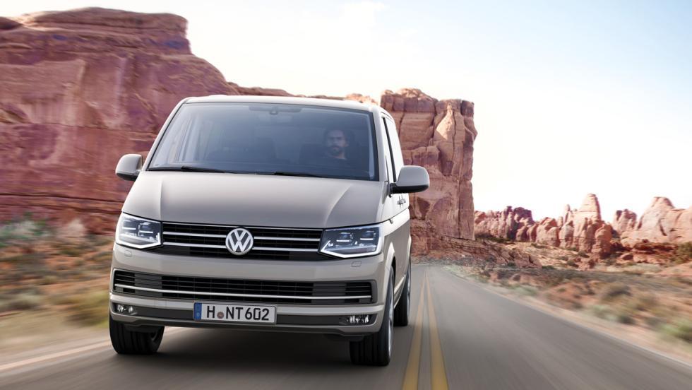 Volkswagen Multivan (I)