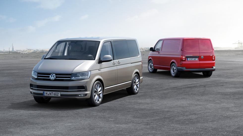 Volkswagen Multivan (III)