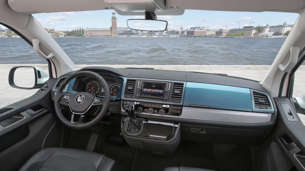 Volkswagen Multivan (VII)