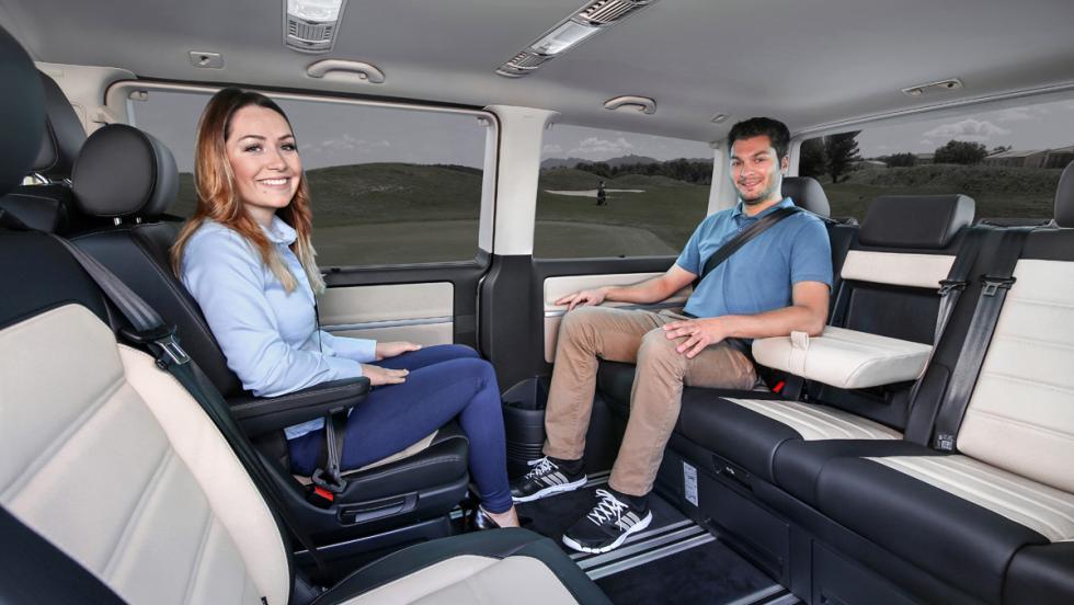 Volkswagen Multivan (VIII)