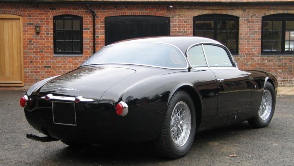 Zaga del Maserati A6G de Jay Kay