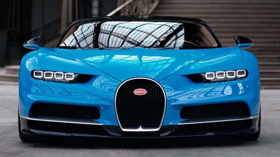 Bugatti Chiron Aire a dolor